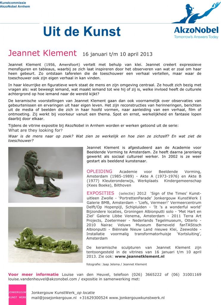 Microsoft Word - JeannetKlement_UitdeKunst.doc